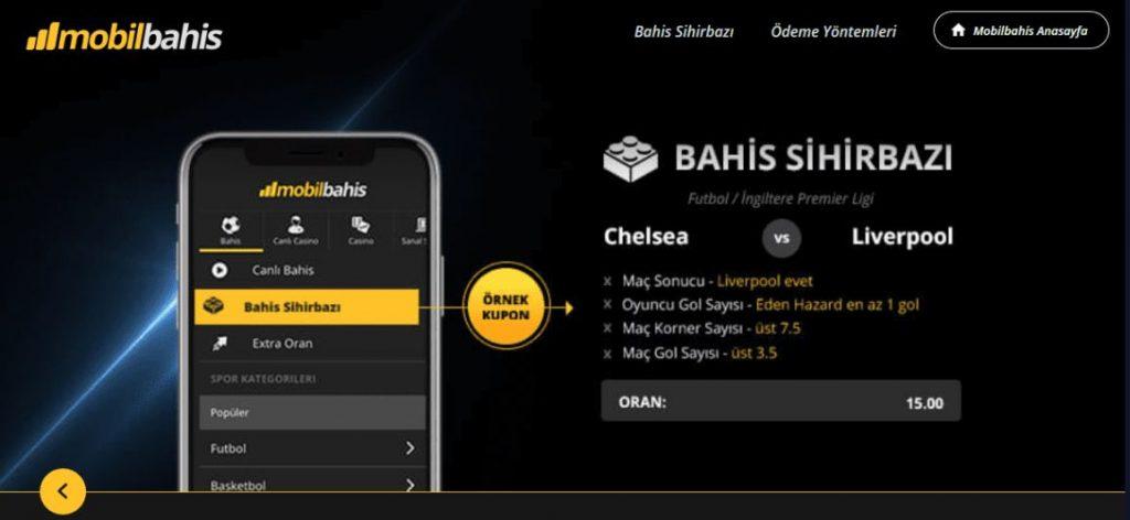 Mobilbahis - mobil bahisleri için güncel site